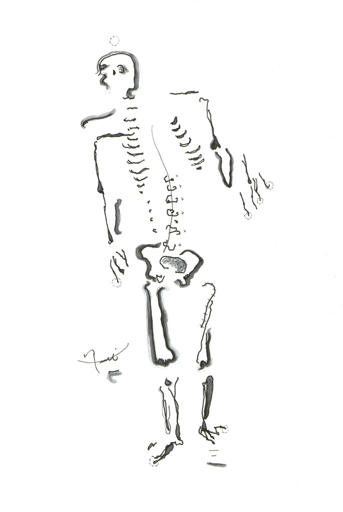 Little Skeleton 2