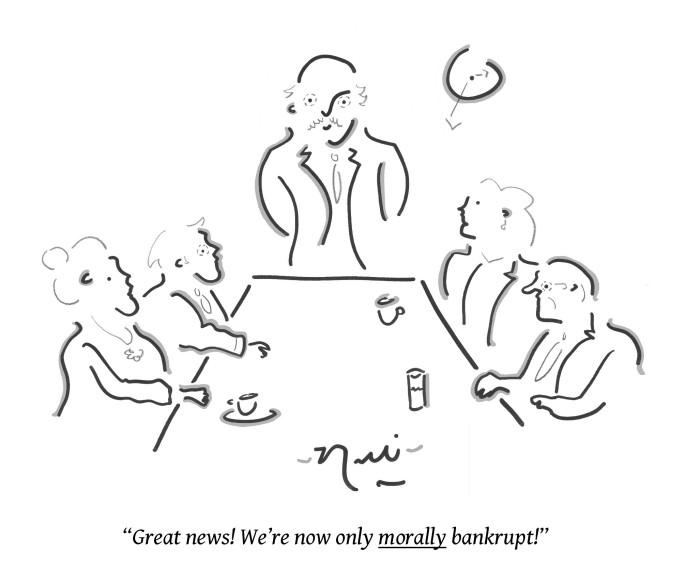 bankrupt(bw)