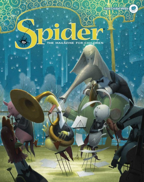 spider-magazine-january-2018